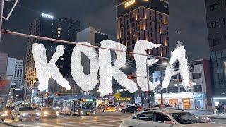 A Week At Seoul Korea | Cinematic Travel Video