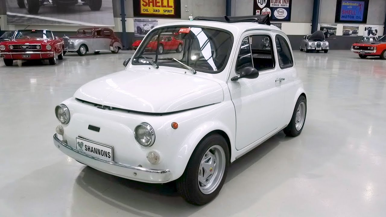 1971 Fiat Bambino 500F Sedan (LHD) - 2020 Shannons Autumn Timed Online Auction