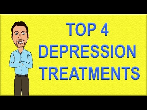Top 4 Depression Treatments - That Actually Work