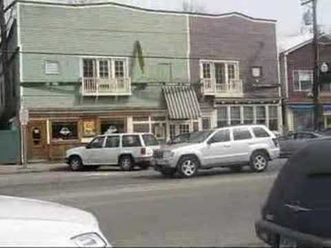 North Conway, New Hampshire - Main Street & Shops