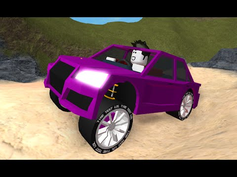 New ROBLOX Vehicle Suspension Test
