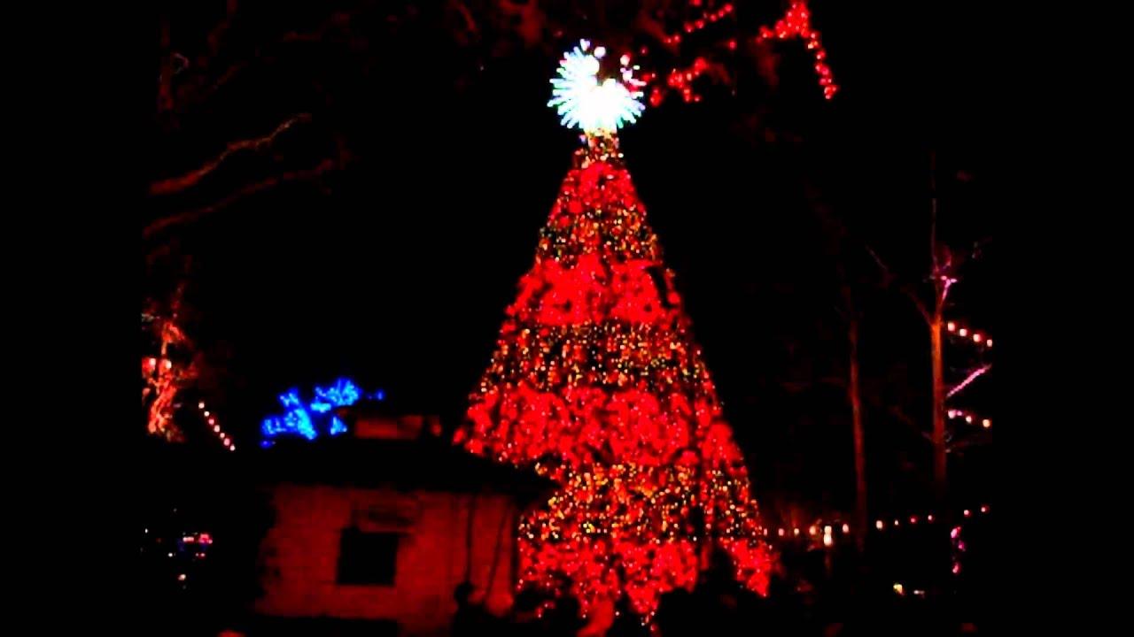 Tree of light christmas song