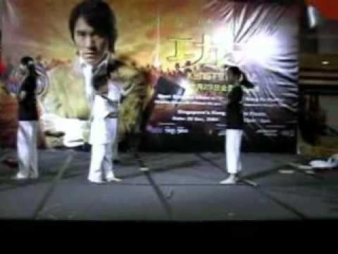 Singapore Kung Fu Idol Contest (Final) Team 1