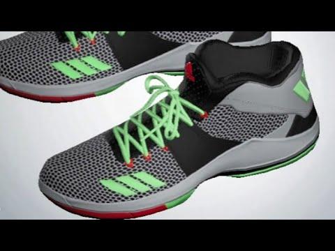 a34416e16d55 NBA 2K19 -   NEW ADIDAS   CUSTOM SHOES