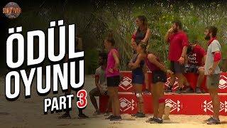 Ödül Oyunu 3. Part   38. Bölüm   Survivor Türkiye - Yunanistan