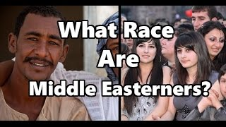 What Race are People from the Middle East and North Africa?