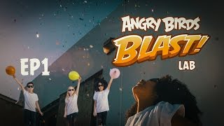 Angry Birds Blast Lab - Episode 1, Confetti