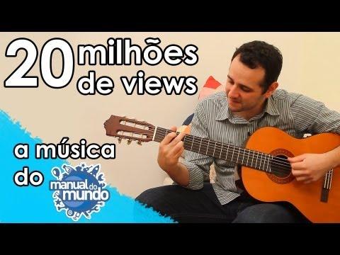 20 milhões de views - A música do Manual do Mundo
