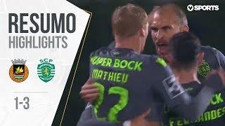 Highlights | Resumo: Rio Ave 1-3 Sporting (Liga 18/19 #11)