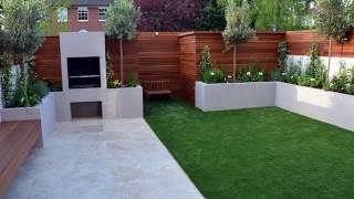 Gambar cover Contemporary Garden Design - Modern Garden Ideas