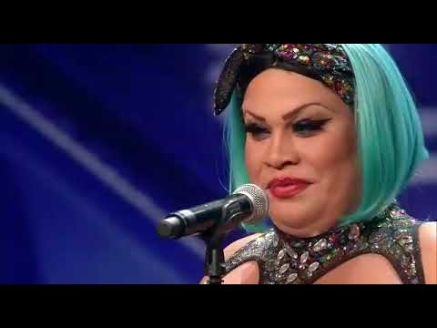 España got talent - Wendi Superstar audition