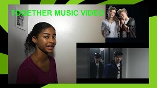 "Marcus and Martinus ""Together"" Music Video Reaction"