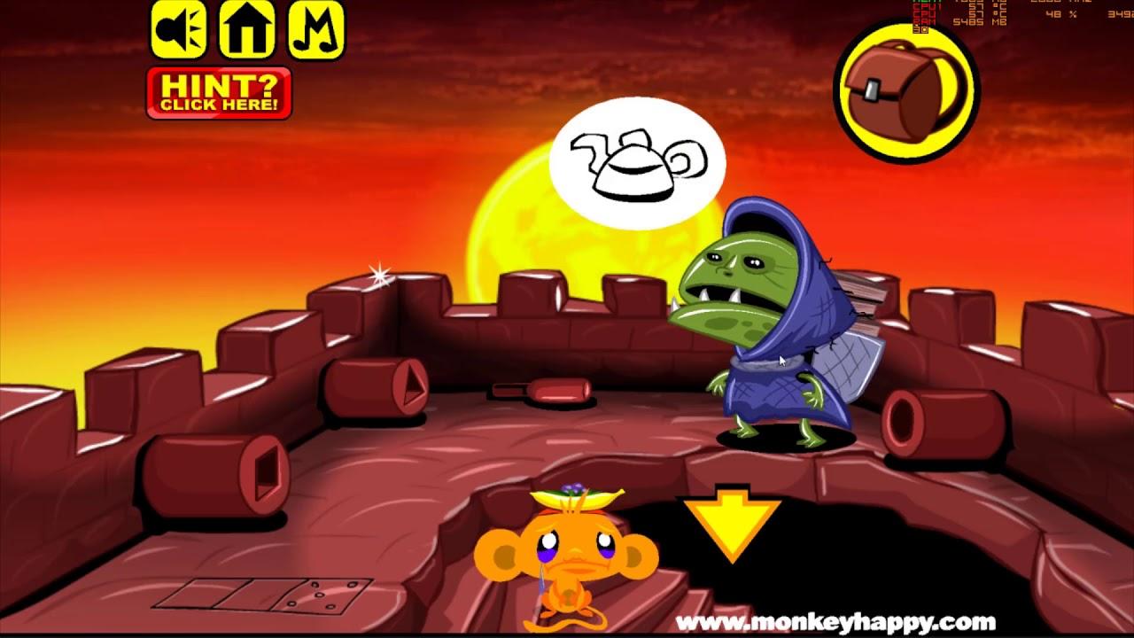 """#9 Tập 9 Chú Khỉ Buồn """"Trò Chơi Trí Tuệ"""" [ MonkeyGoHa Game]"""
