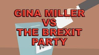 Gina Miller on Anti Brexit Party Crusade!