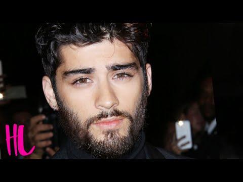 Zayn Malik New Beard Is Here For Gigi Hadid At NYFW