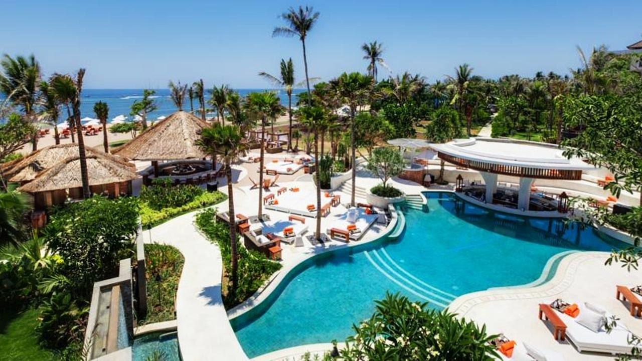 sofitel bali nusa dua beach resort nusa dua bali indonesia 5 stars hotel youtube. Black Bedroom Furniture Sets. Home Design Ideas