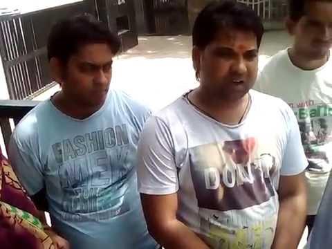 Man Attacked In Faridabad