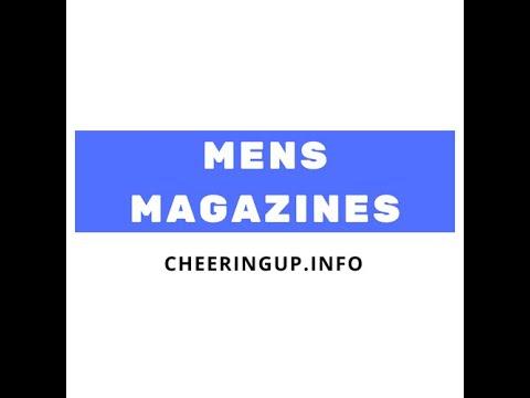 Men's Magazines UK Online