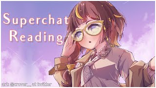 【Supareading & Free Talk】Catching Up To ALL Superchats!【hololiveID 2nd Generation】