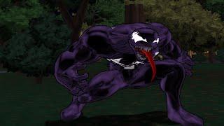 Ultimate Spider-Man (PC) - Venom Gameplay!
