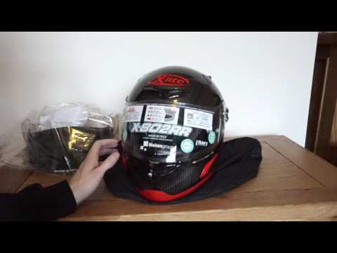 1cc2d27e X lite 802rr Chaz Davies and Ultra Carbon unboxing - YouTube