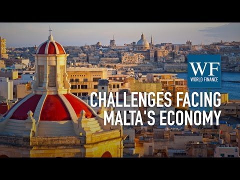 Charles Borg on Malta | Bank of Valletta | World Finance Videos