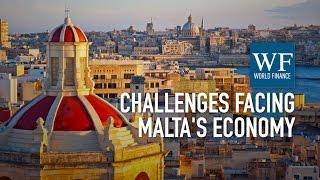 Charles Borg On Malta   Bank Of Valletta   World Finance Videos