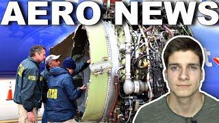 Warum das Triebwerk auseinander flog..! AeroNews
