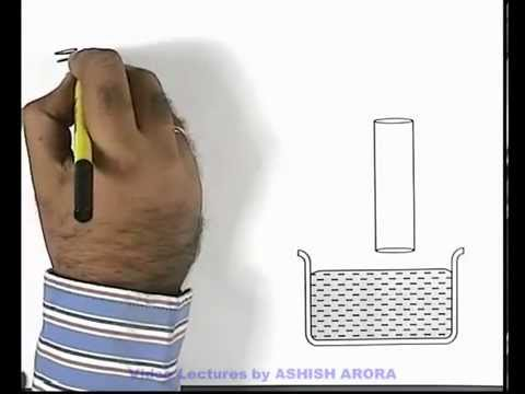 15. Class 11th Physics | Surface Tension | Capillary Action | by Ashish Arora (GA)