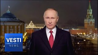 New Year's Address by the President of Russia Vladimir Putin