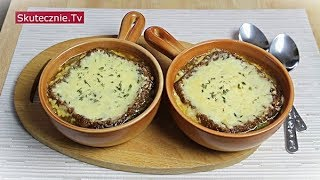 Znakomita zupa cebulowa :: Skutecznie.Tv [HD]