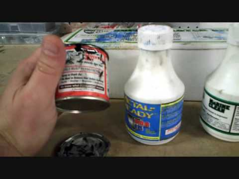 How to Remove Rust Easily and For Good! POR-15 is The Best Product Out There....