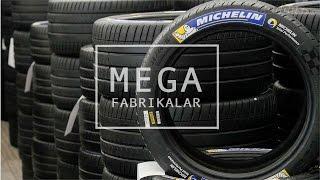 Mega Fabrikalar Michelin Lastikleri