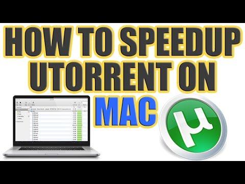 How To Speed Up UTorrent On Mac - Boostup UTorrent Downloading Speed