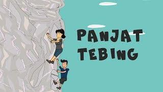 Klettern - Animation Cartoon Lustig
