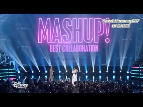 "CAMILA CABELLO - Accepting the Premium of ""Best Collab"" at Radio Disney Music Award 
