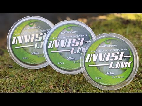 The Low Down On Invisi-Link Fluorocarbon