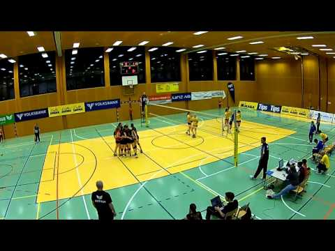 VC Tirol At ASKO Linz - Austrian Volleyball League Playoffs Round #1, Game #1