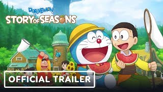 Doraemon: Story of Seasons - Official Launch Trailer