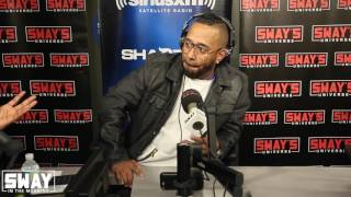 K7 Speaks on Freestyle Music, Hip-Hop Culture, & Who's Allowed to Say the 'N' Word | Sway's Universe