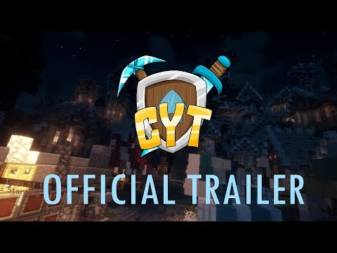 CraftYourTown - Towny & Skyblock Trailer