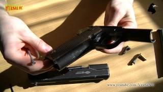 Gletcher CLT 1911 После 5 лет пользования Colt 1911