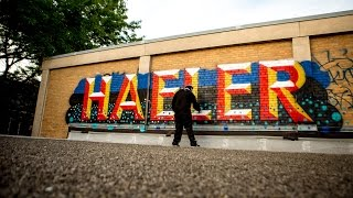 HAELER: Graffiti Keeps Detroit From Looking Like A Ghost Town