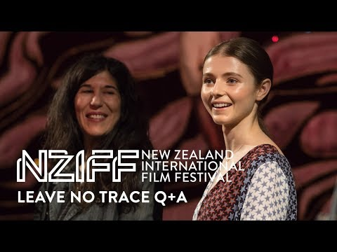 Leave No Trace Q+A with Debra Granik and Thomasin Harcourt McKenzie Mp3