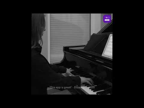 Beethoven Moonlight Sonata - Elizaveta Frolova