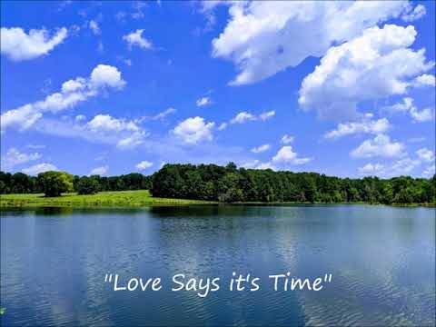 """""""Love Says it's Time"""" - Jason Michael Carroll - (by David Britt & Jason Michael Carroll) Mp3"""