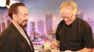 adnan oktar ın ingiliz yazar graham hancock ile a9 tv deki canlı sohbeti