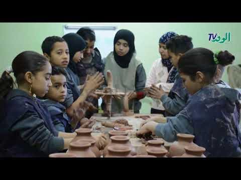 مدرسة -أحلام إسطبل عنتر-.. مؤسسة تحارب الأمية والبطالة والمرض  - 12:21-2018 / 3 / 17