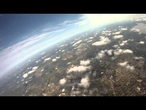 Olde Towne Middle School Weather Balloon Launch