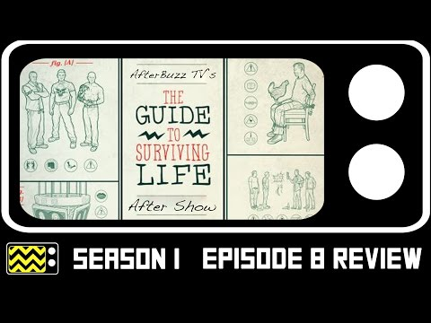 Cooper Barrett's Guide To Surviving Life Season 1 Episode 8 Review w/ The Cast | AfterBuzz TV